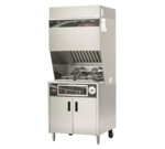 Wells WVF-886 VCS2000 Ventless Dual Fryer with Auto-Lifts