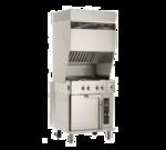 Wells WVO-4HF VCS2000 Ventless Cooktop